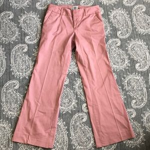 Cute pink trousers!